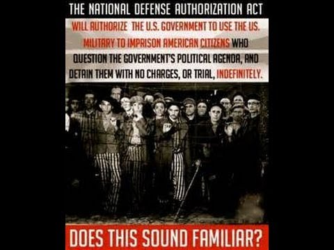 2014 Breaking News Martial Law in USA what do you know about NDAA?