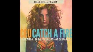 Céu Catch A Fire The Wailers E Bob Marley Live Hq