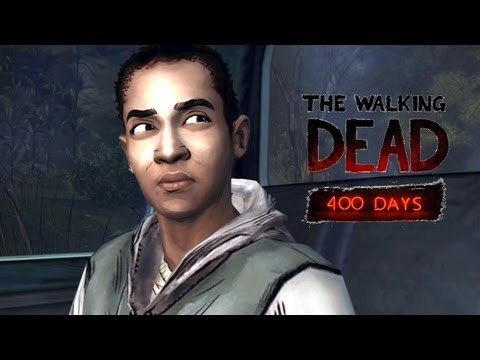 The Walking Dead 400 Days Gameplay Walkthrough Part 3 - Russell