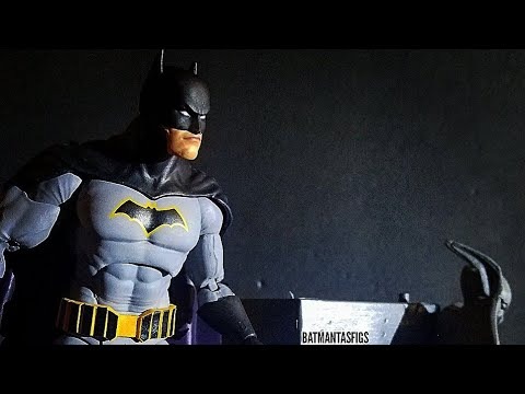 DC Collectibles Icons DC Rebirth Batman figure review