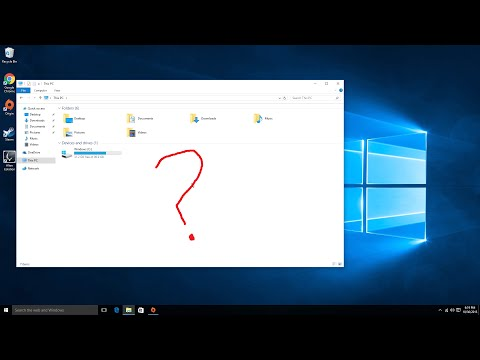 Can't See My Hard Drive? - Windows 10 Fix - Missing Hard Drive