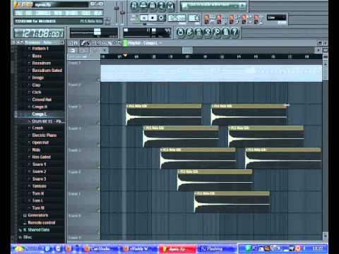David Guetta MEGAMIX BY Nagy Bálint on Fl Studio used my digital piano