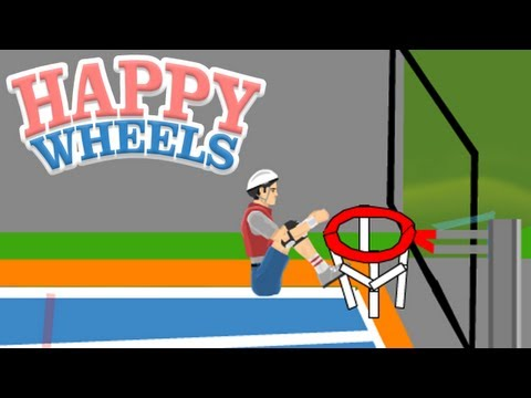 Happy Wheels – Basketball Star