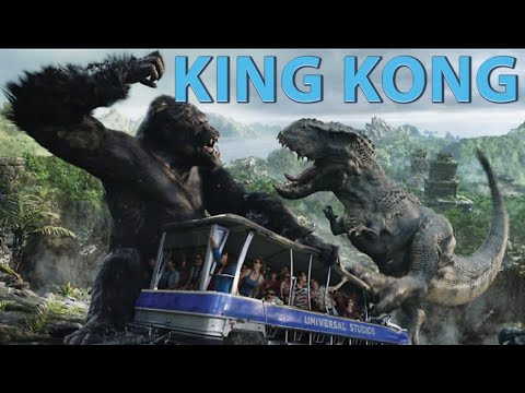 The World´s Largest 3d Experience | King Kong 360 3d At Universal Studios Hollywood video