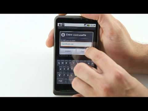 Tutorial Azumi Taicho: utilizar y configurar WiFi Hotspot