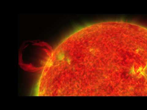 SDO - First Light Images from Nasa's Solar Dynamics Observatory ( Sun )