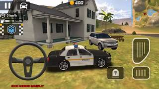 Police Car Chase | Cop Simulator 2018 - New CLASSIC Police Vehicle Unlocked Android GamePlay FHD