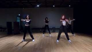 BLACKPINK - 뚜두뚜두 (DDU-DU DDU-DU) Dance Practice (Mirrored)
