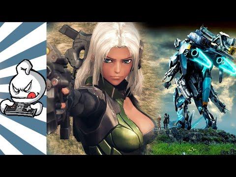 XENOBLADE CHRONICLES X - das BESTE Wii U RPG Game - TEST Game REVIEW - Spiele Kritik | #DaveZockt