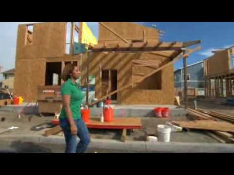 PG&E Helps Habitat for Humanity®