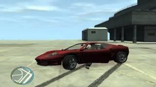 GTA IV On ATI RADEON HD 4250 Playable.