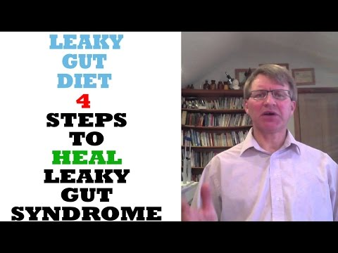 Best Diet Approach To Cure Leaky Gut Syndrome