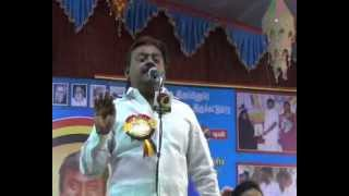 VIJAYKANTH STAND UP COMEDY SPEECH