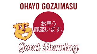 Hannah Tapp: Gopher Volleyball Japanese Phrase of the Day