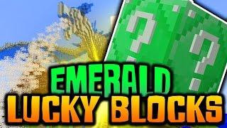 "Minecraft MODDED LUCKY BLOCK RACE! ""FINAL BLOCK DEATH!"" w/ The Pack"