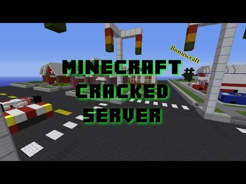 Minecraft Cracked Server 1.7.2 24/7 (BonusCraft)