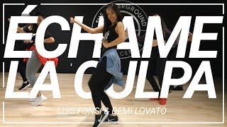 Download Lagu Luis Fonsi & Demi Lovato | Échame La Culpa | Choreography by Stef Williams Gratis STAFABAND