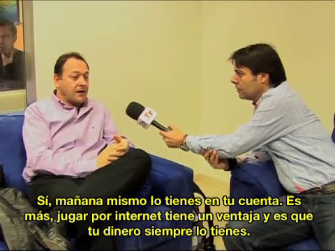 Eduardo Losilla en Teletaxi TV