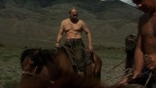 O Rambo russo