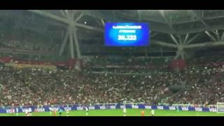 ALEMANIA vs CHILE VIVO 1 a 1 - Copa confederaciones 2017 desde Kazán, Rusia