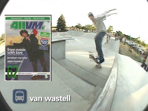 Van Wastell 411 VM #62 2004