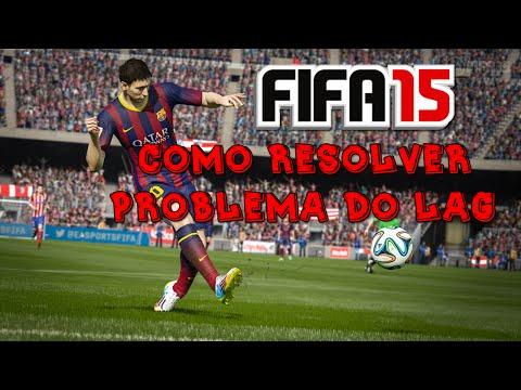 FIFA 15 COMO RESOLVER PROBLEMA DO LAG | PS4