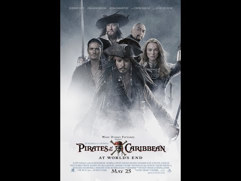 Pirates Of The Caribbean At Worlds End Reivew
