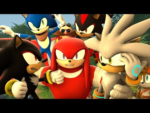 Shadow And Silver Watch Sonic Boom Episode  52