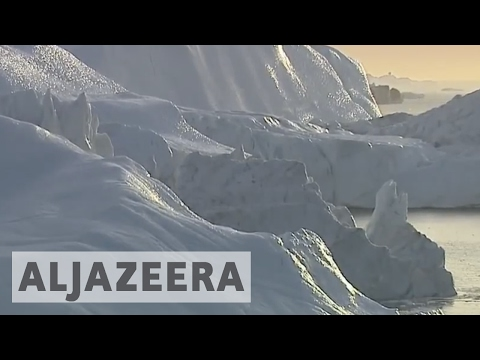 Antarctic studies show irreversible ice melt