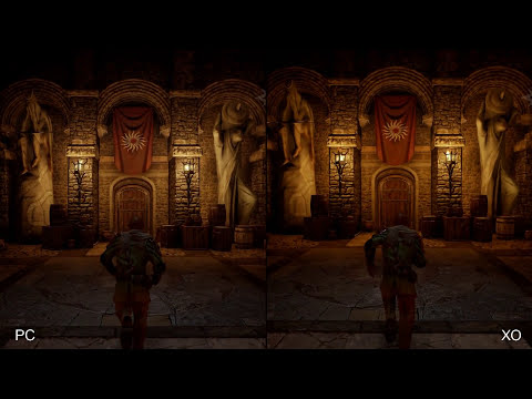 Dragon Age: Inquisition - Xbox One vs PC Comparison