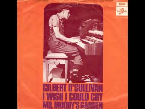Gilbert Osullivan - I Wish I Could Cry