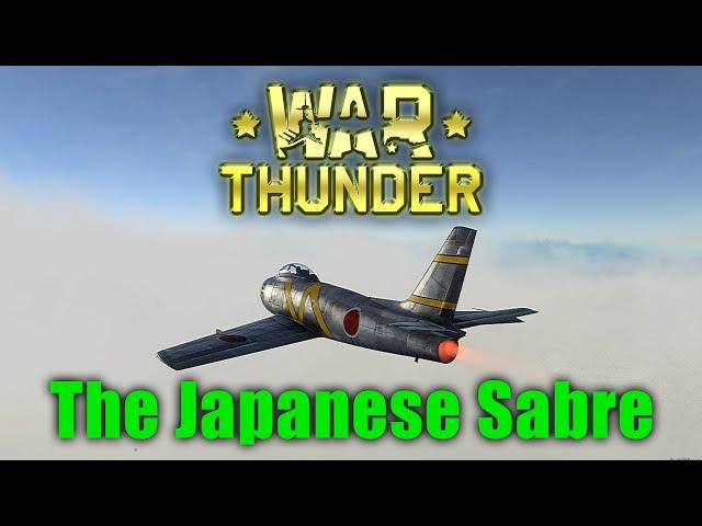 War Thunder Planes: The Japanese Sabre