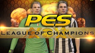 PES 2015 LEAGUE OF CHAMPIONS CAN WE MAKE IT?