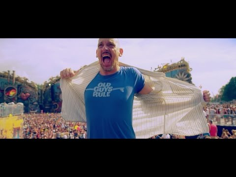 Tomorrowland Anthem 2014 - Dimitri Vegas & Like Mike vs W&W - Waves ( OFFICIAL VIDEO )