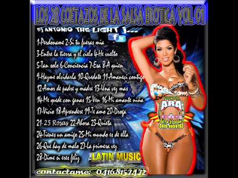 Los 28 Coetazos De La Salsa Erotica Vol. 01 ( Dj Antonio The Light ) video