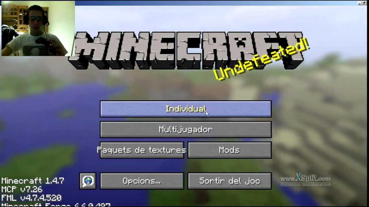 Como jugar a Minecraft con mando PS3! (En español) - YouTube