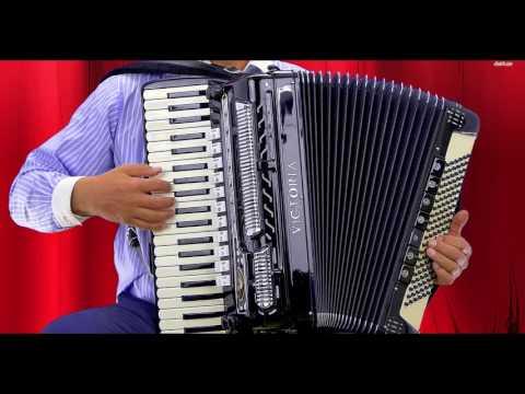 Prezentacja Akordeonu Victoria Po Remoncie I Strojeniu - Gra Antoniusz222