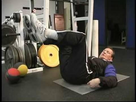 Core Exercises : Dead Bug Core Exercise