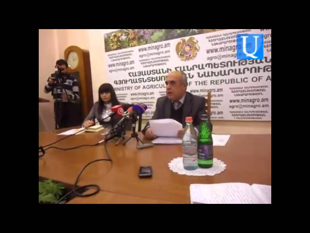 2014 թվականին Հայաստան գյուղտեխնիկայի ներկրման արդյունքններ