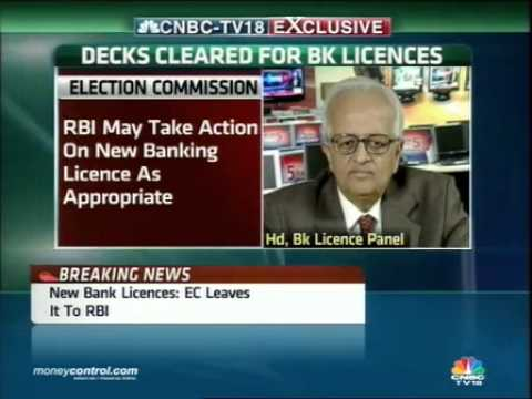 Election Commission okays RBI to announce new bank licences -  Part 1