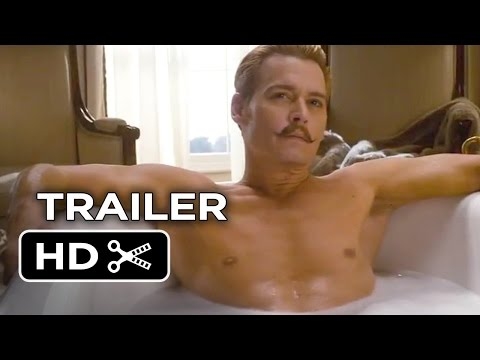Mortdecai TRAILER 1 (2015) - Johnny Depp, Ewan McGregor Movie HD