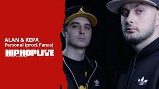 Live: Alan & Kepa - Personal (HipHopLive)