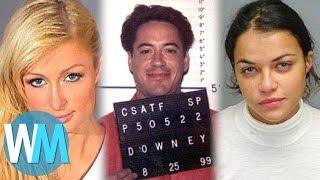 Top des célébrités qui sont allées en PRISON !