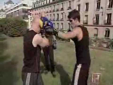 Human Weapon Savate - Directe Visage Image 1