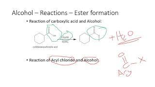 lecture 5  alcohol & Phenols   video
