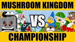 The Mushroom Kingdom Championship 2018 - Semi Final 1 (Super Mario Maker)