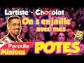 ON S'ENJAILLE AVEC MES POTES (Parodie / Lartiste - Chocolat)
