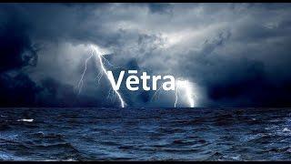 Tēma: Vētra