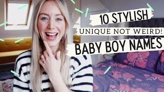 Gorgeous, Stylish, Unique Boy Names that everyone loves | SJ STRUM