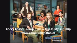 Chevy Chase - Come, Take a Trip In My Air-Ship